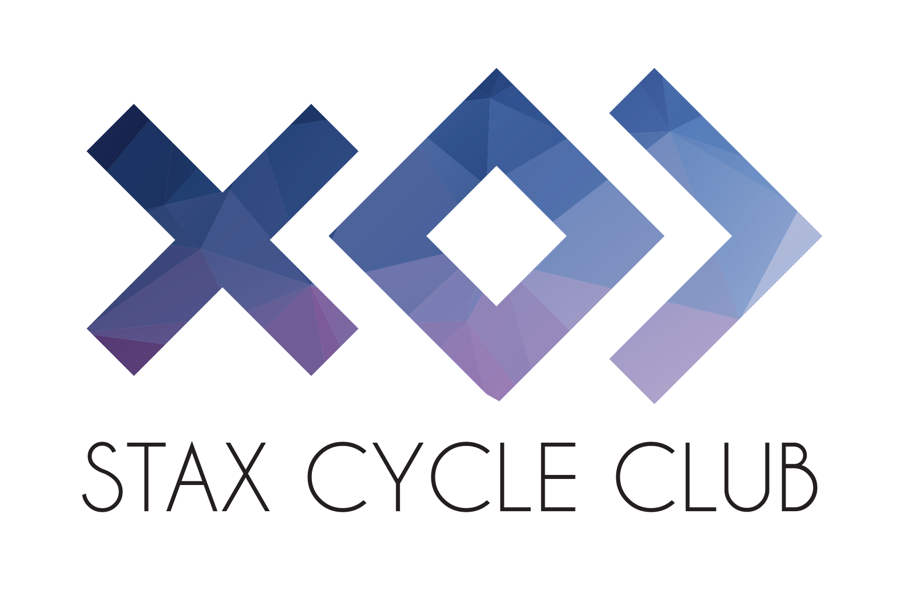 Stax Cycle Club Logo_Full Logo Horizontal