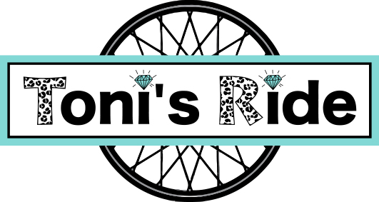 TONI'S RIDE 2018 THANK YOU